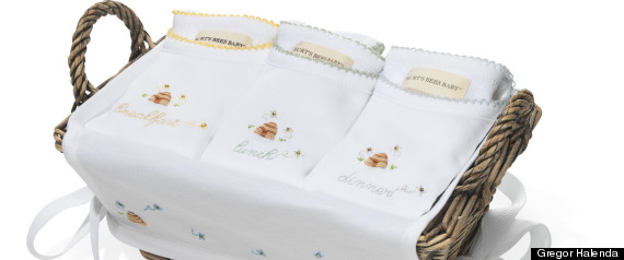 embroidered baby bibs