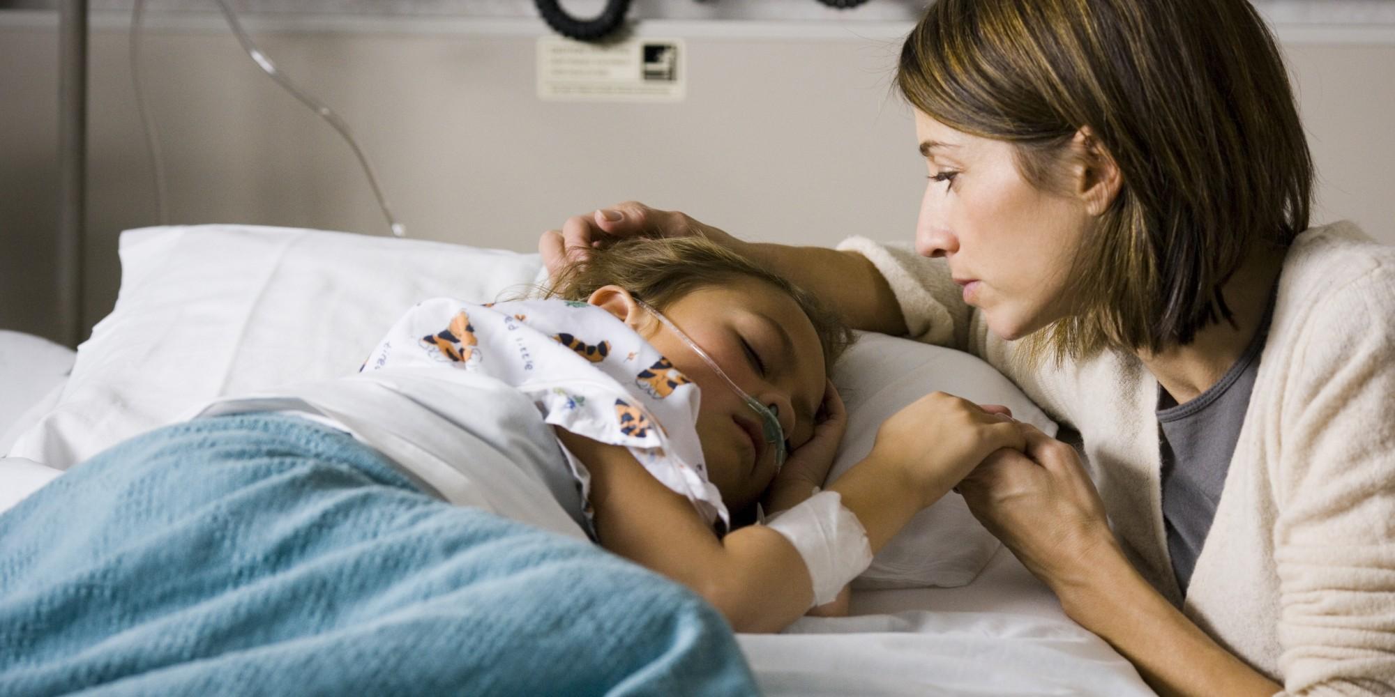 Mon Enfant A Une Tumeur Ce Que Je Ne Veux Surtout PAS