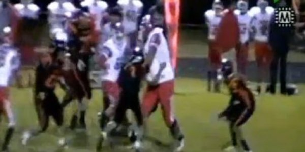 High School Football Player Tony Picard May Be 'Biggest ...