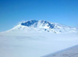 Volcano Under Antarctica