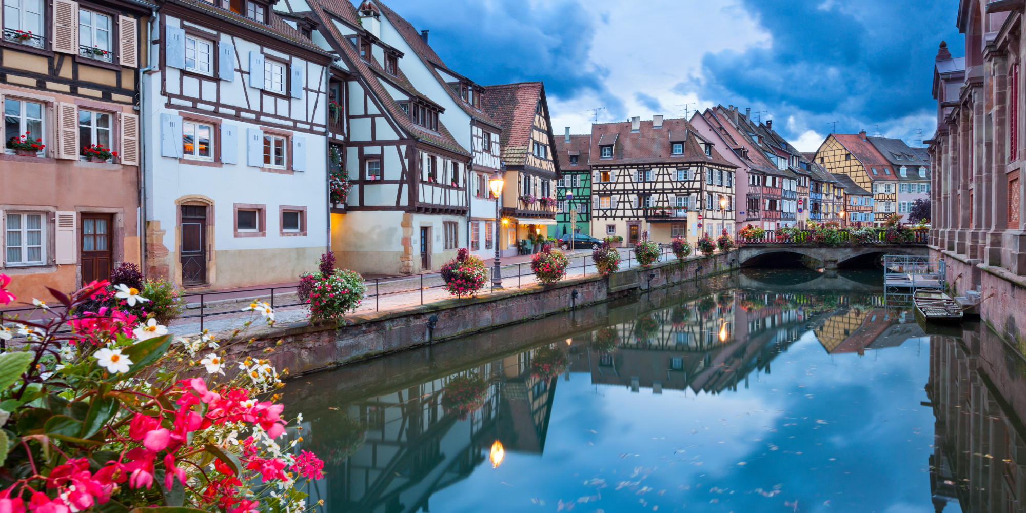 News from the us, europe, asia pacific, africa, middle east, america Colmar, France Is A Storybook Town For Your Travel Tuesday ...