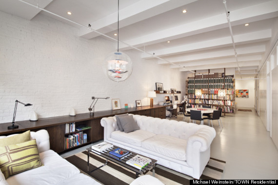 Lena Dunham S Pas New York Loft Featured In Tiny