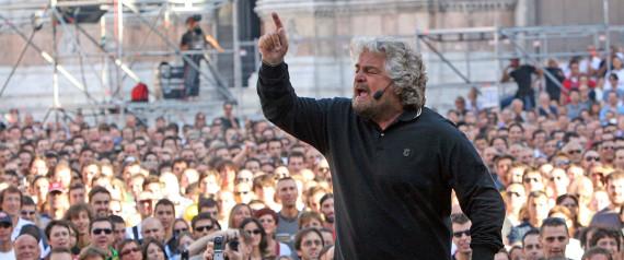 Beppe Grillo aprirà il V3Day