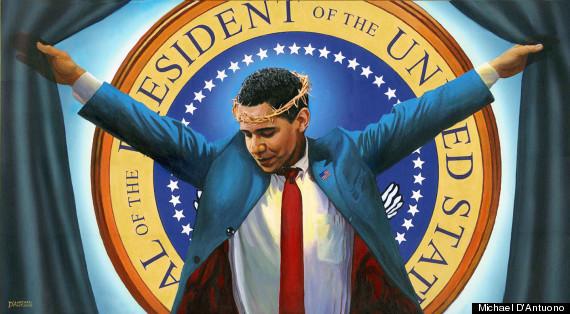 Jesus as Obama