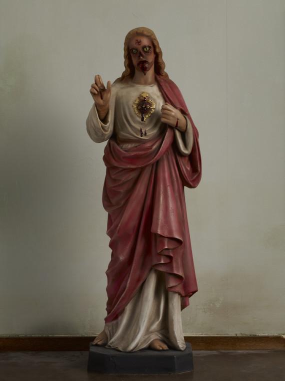 Scary Jesus.