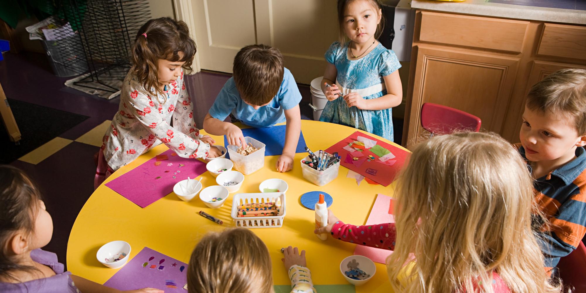 Preventing Bullying By Preschool
