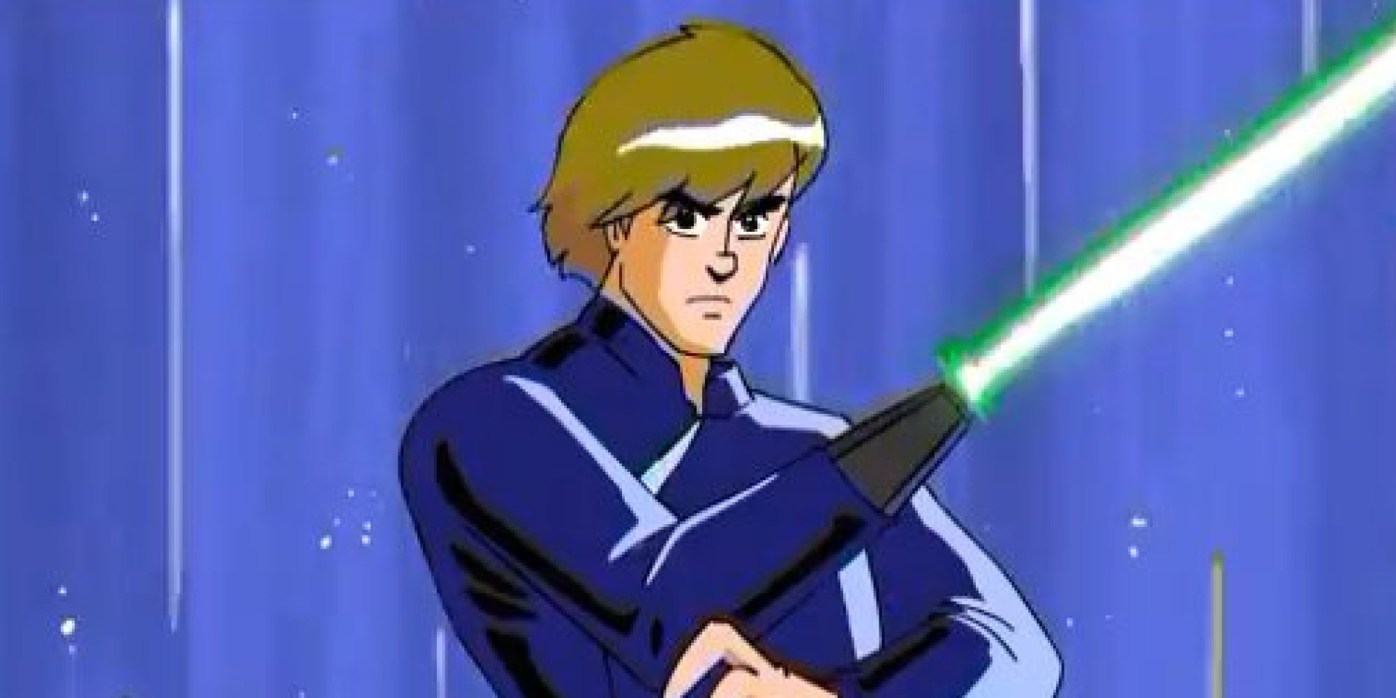 If Star Wars Was An 80s Anime It Would Look Like This