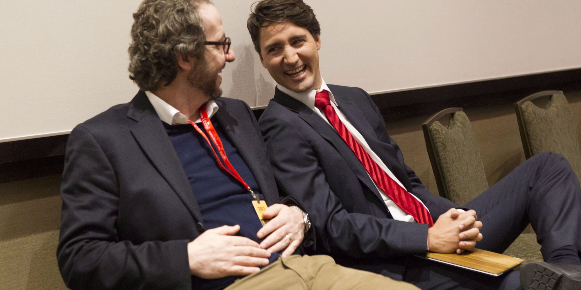 Justin Trudeaus Inner Circle A Reflection Of The Leader