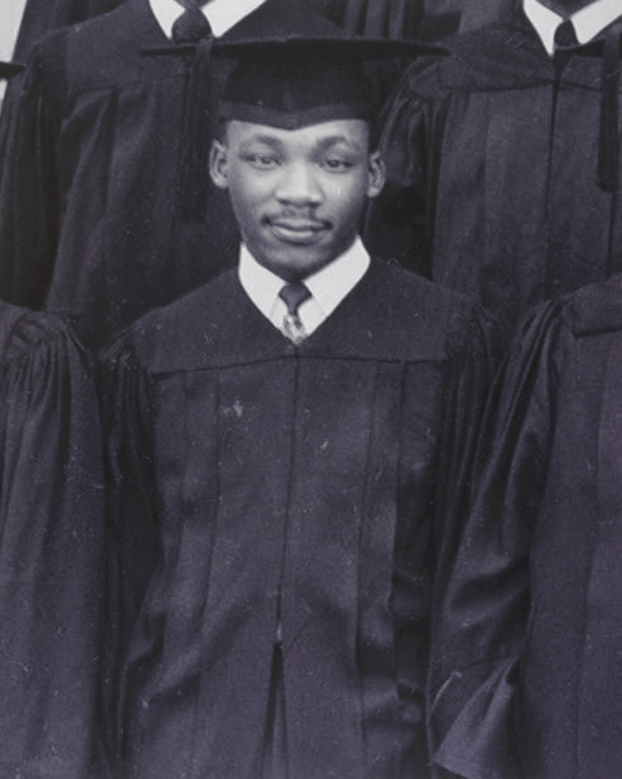 College Photos Of Martin Luther King Jr Show The Icon S