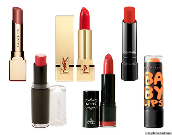 orange lipstick social