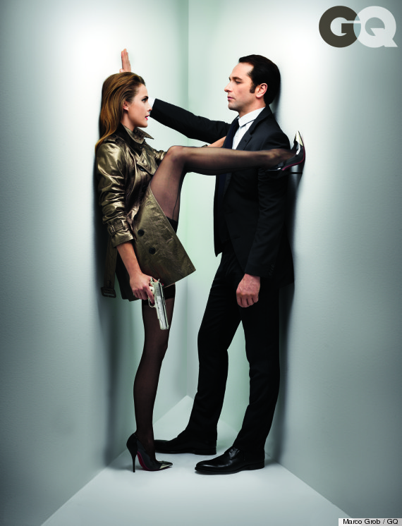 The Americans Stars Matthew Rhys And Keri Russell Glam