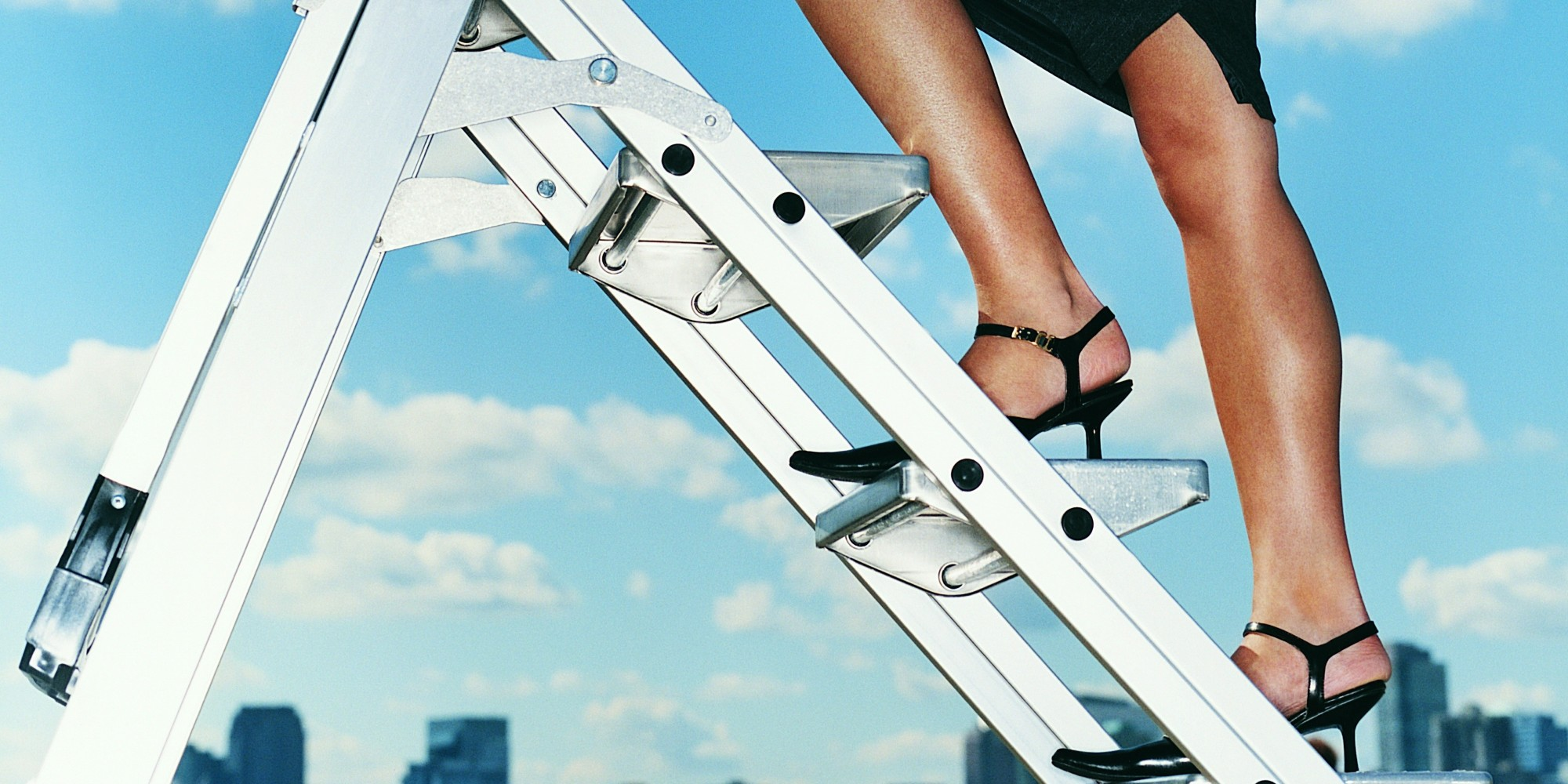 Image result for climbing the corporate ladder