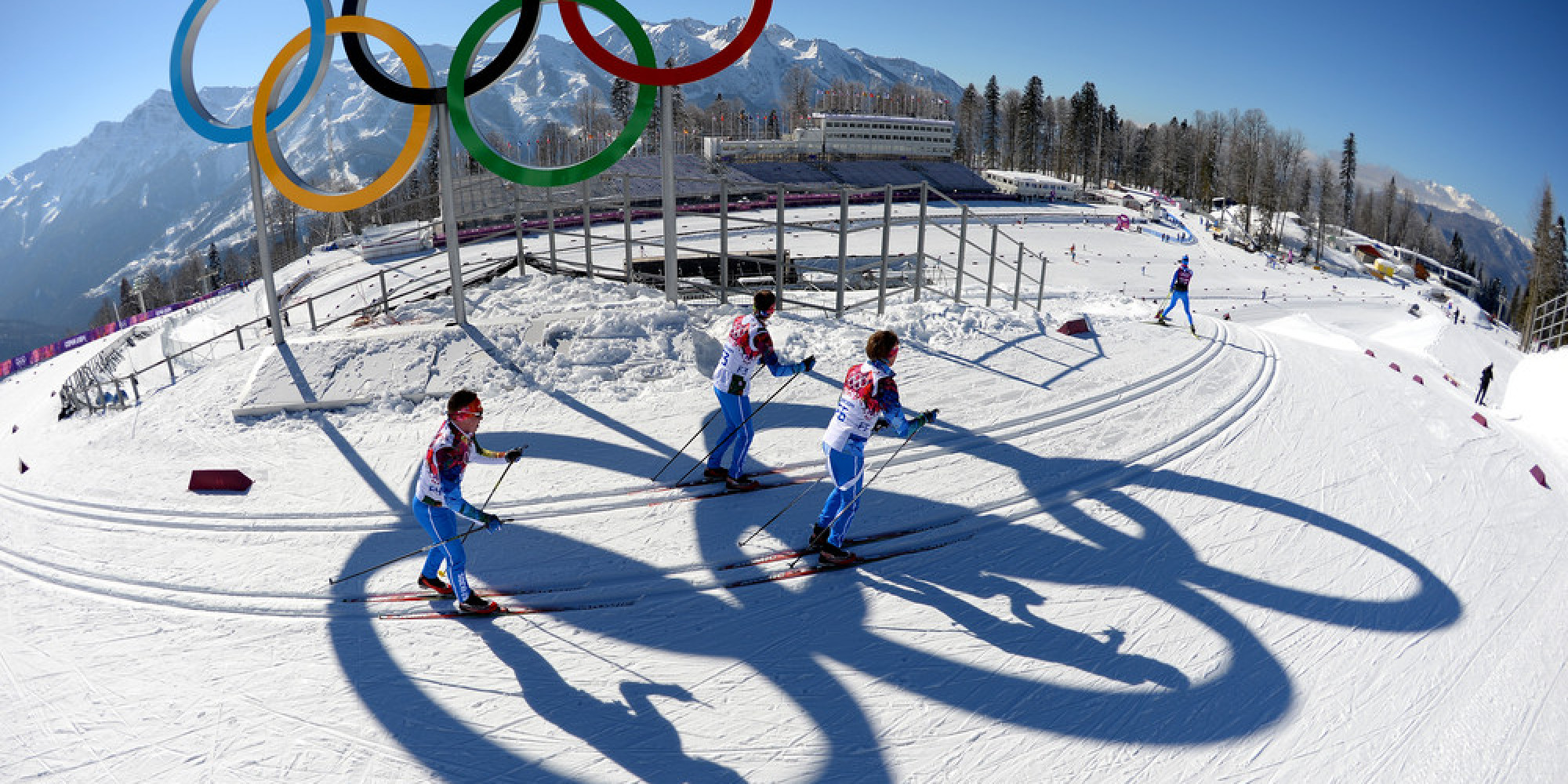 12 Sochi Olympics Facts To Impress Your Friends