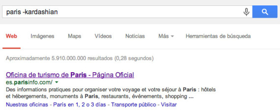 excluir google