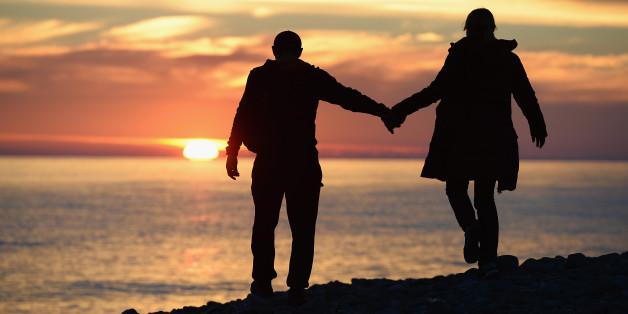 Die Zukunft Hängt An Der Liebe