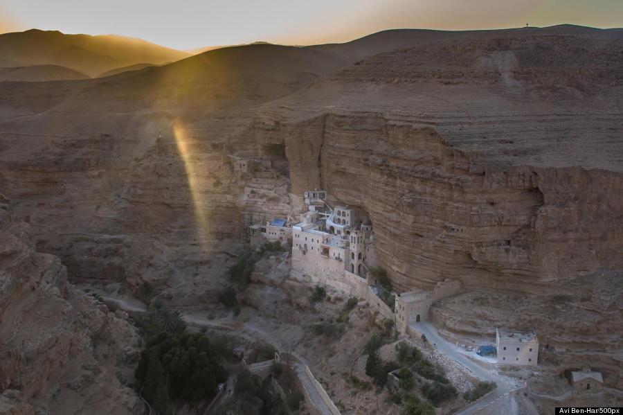 stgeorge monastery israel
