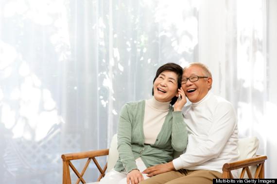 old korean woman