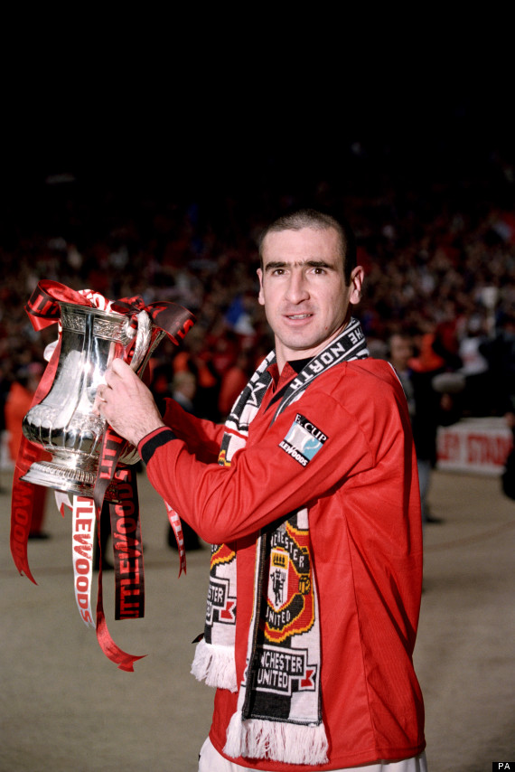 He also help united win 4 premier league titles in 5 years and 2 league and. Eric Cantona, Manchester United Legend, Arrested For ...