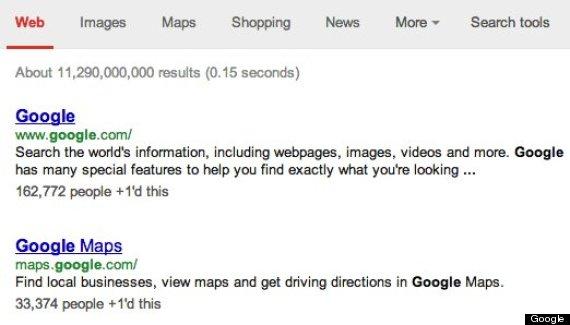 google redesign old