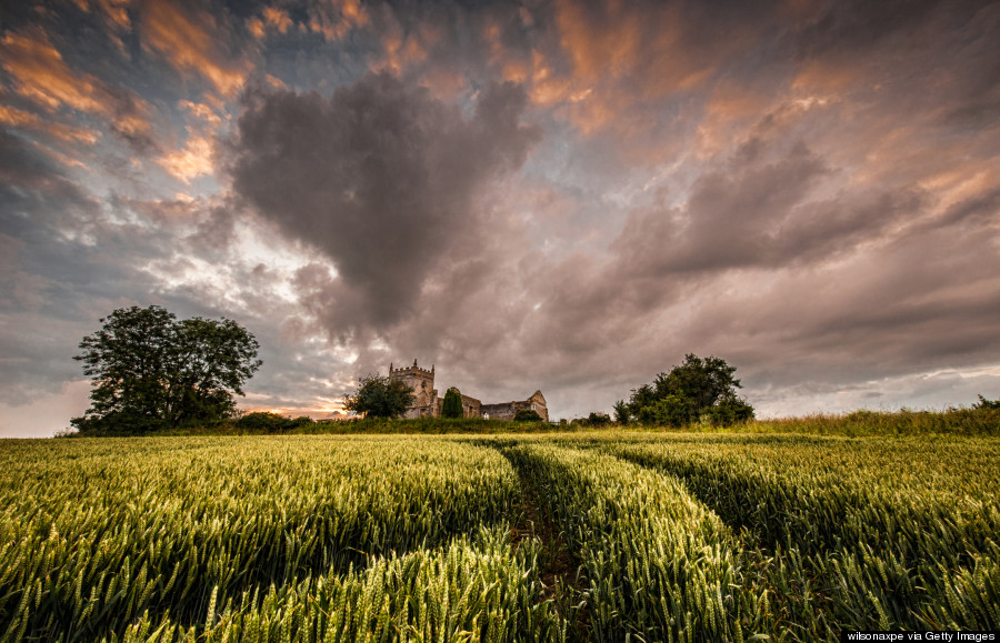 nottinghamshire england