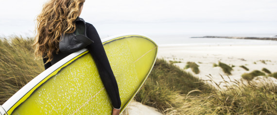 Tracks magazine, surfing, sexism in sports, sexism in surfing, olive bowers