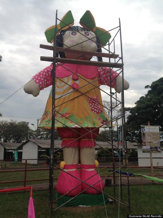 largest rag doll
