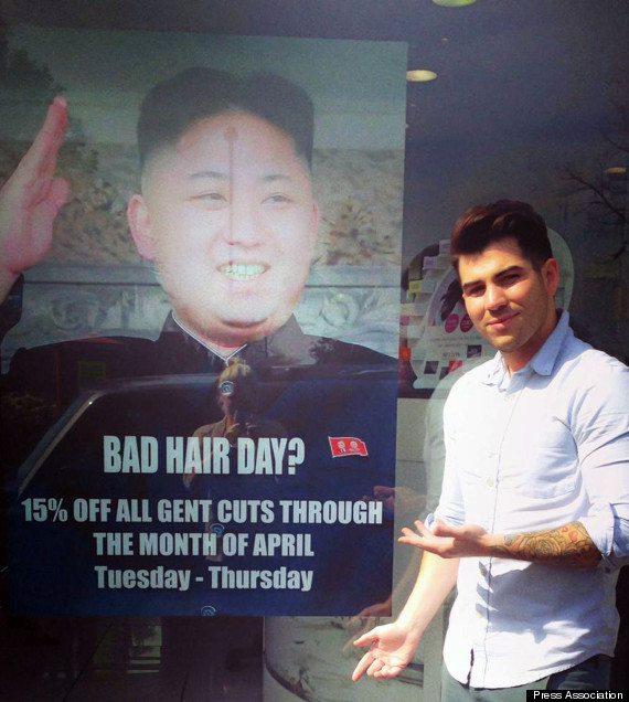 North Korean Embassy Tried To Get Hairdresser To Remove