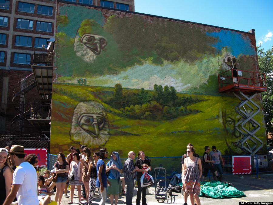 street art canada