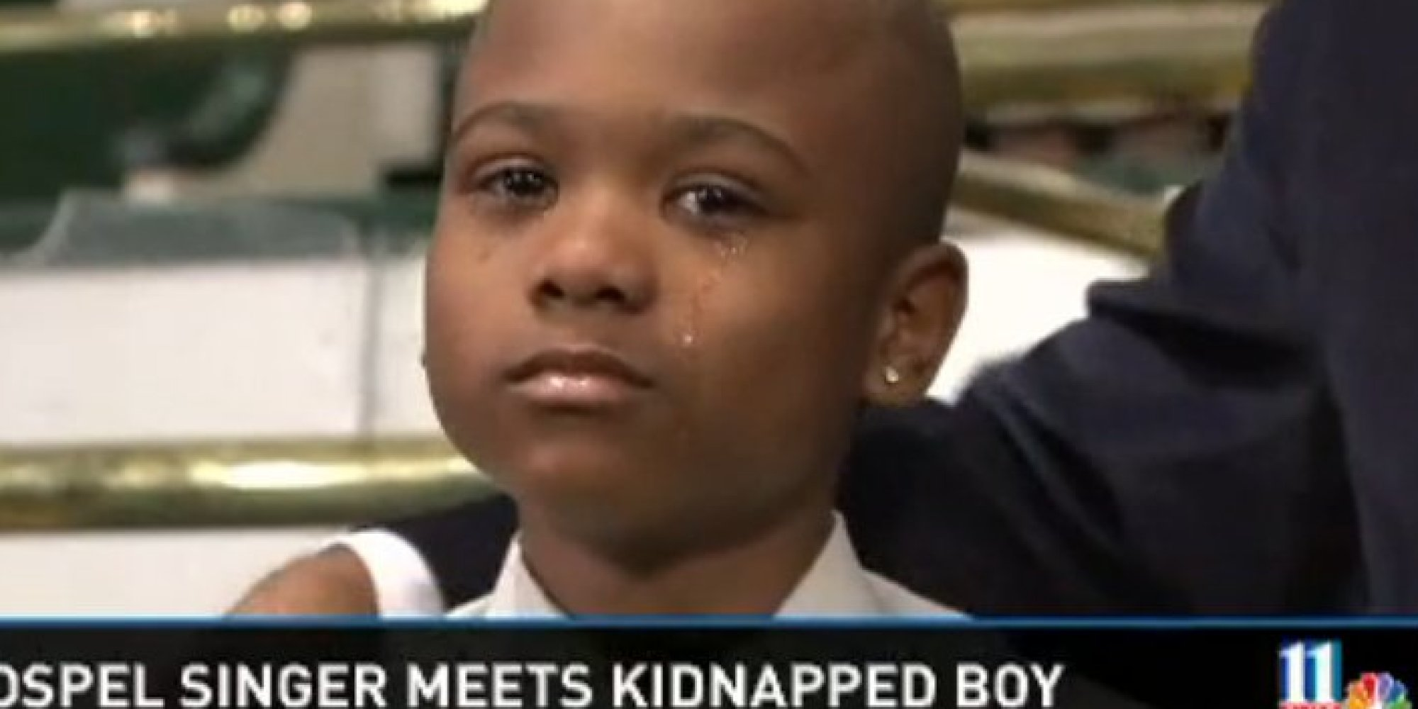 9 Year Old Boy Sang Gospel Song Until His Kidnapper Set Him Free Report