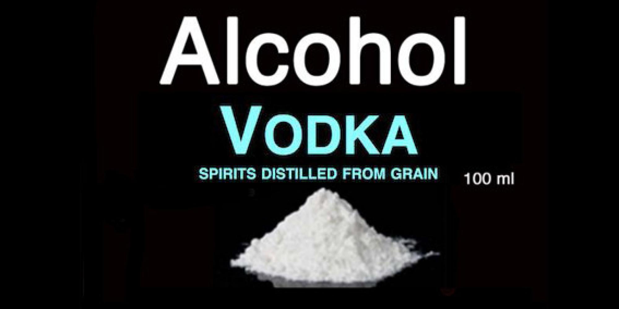 PHOTOS De Lalcool En Poudre Bientt En Vente Aux Tats Unis
