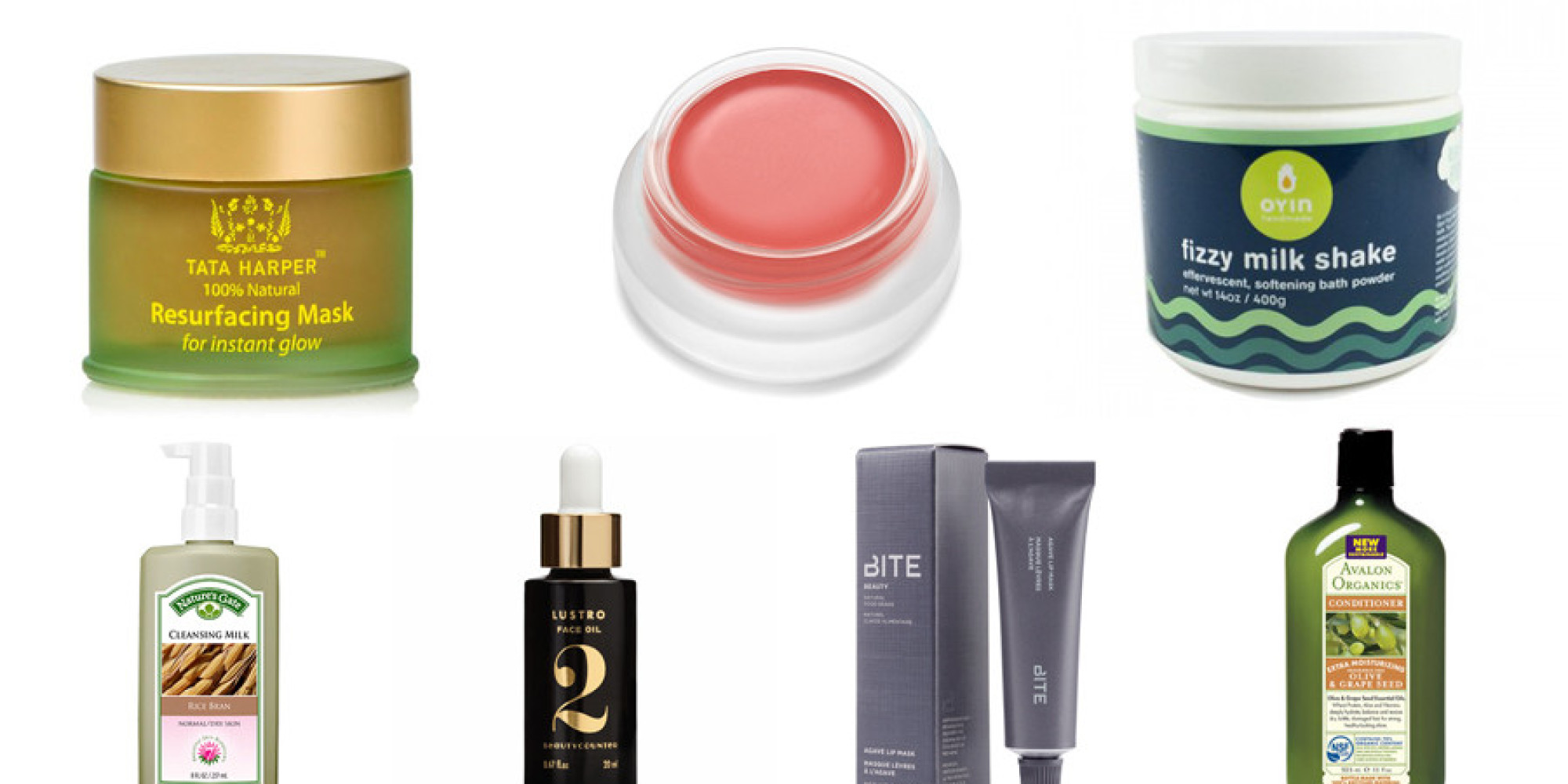 17 Organic And Eco Friendly Beauty Products You Need This