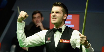 MARK SELBY BEAT DING JUNHUI TO WIN WORLD SNOOKER CHAMPIONSHIP