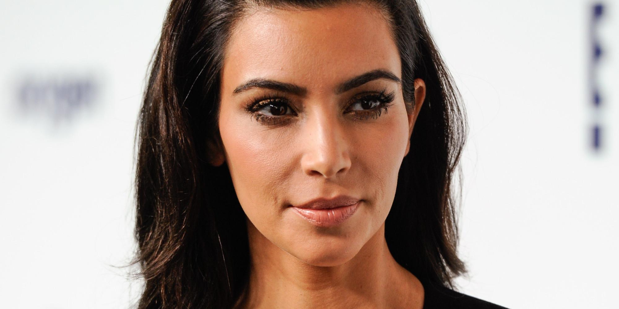 Kim Kardashians Non Surgical Wedding Makeover Secrets