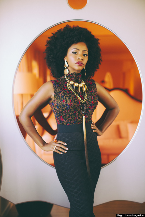 Teyonah Parris Is Giving Us Major Hair Envy Amp Explains Why