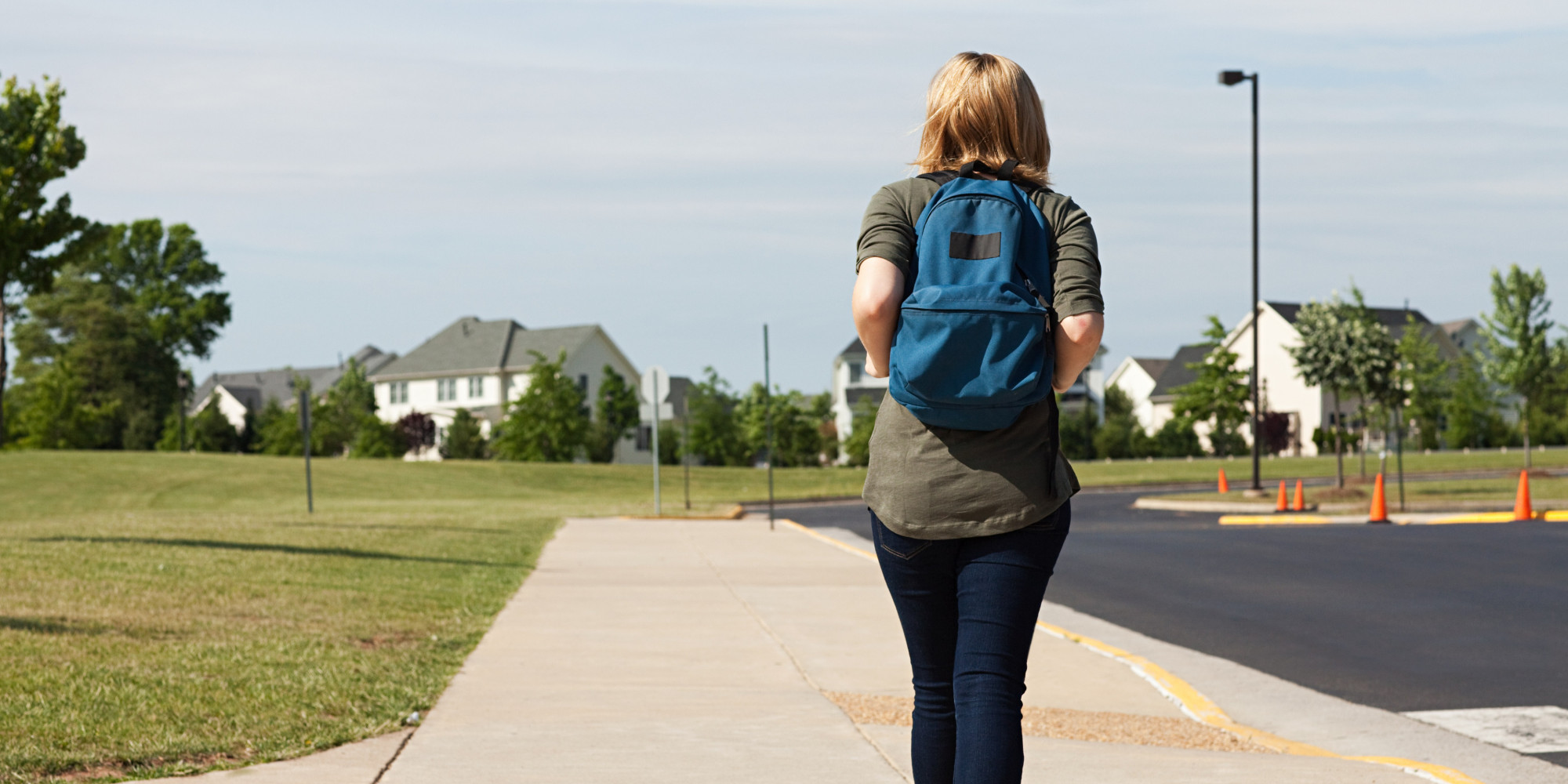 How Domestic Violence Affects High School Students Too