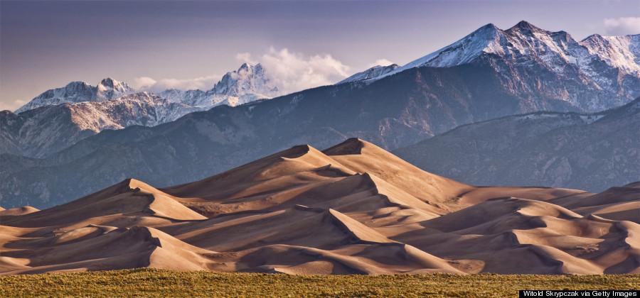 Image result for Great Sand Dunes National Park
