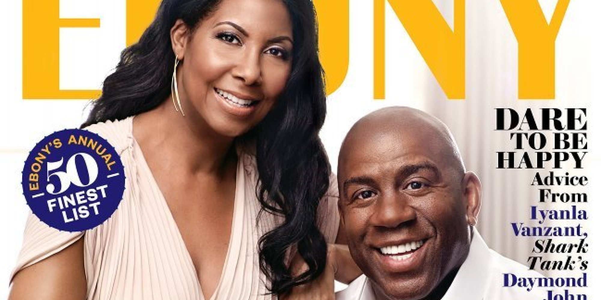 Image result for cookie johnson and magic johnson'