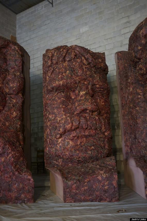 meat rushmore