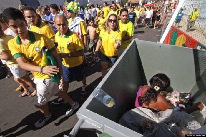 brazil garbage