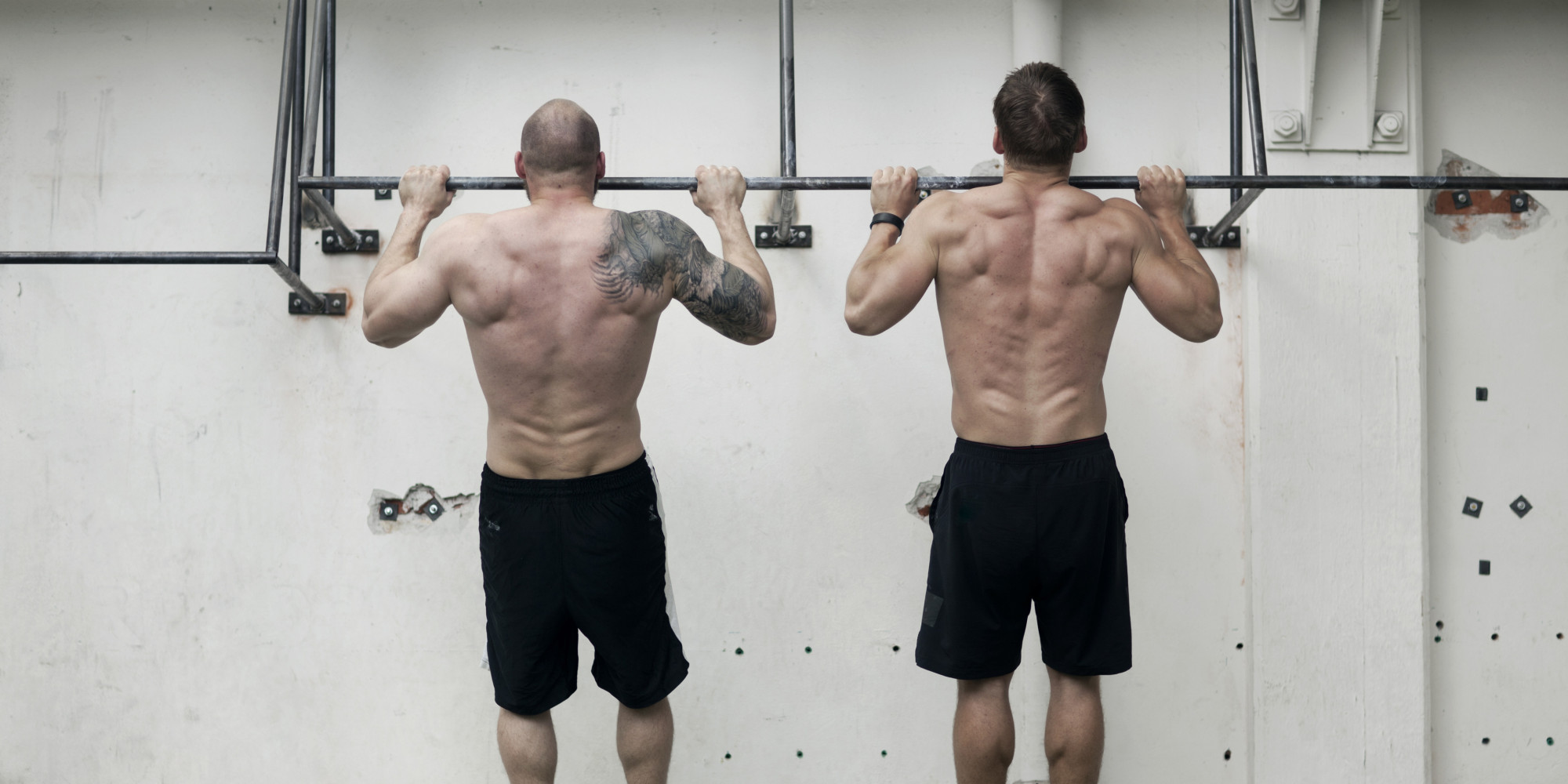 A Man Goes Undercover In The Crossfit Cult