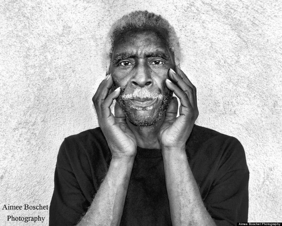 homeless portraits five