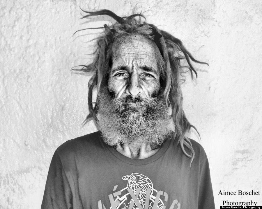 homeless portraits nine