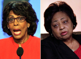 Maxine Waters Shirley Sherrod