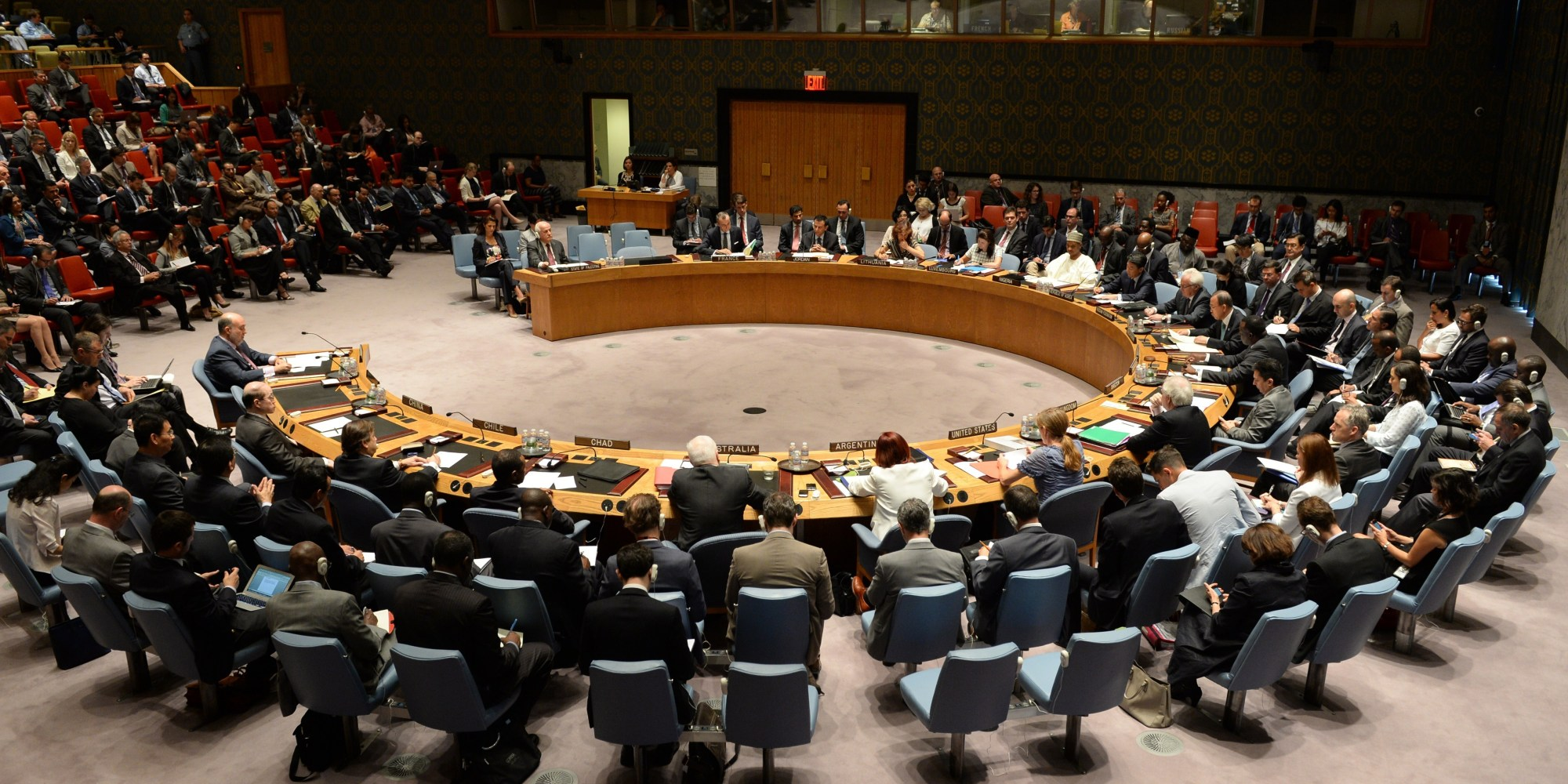 Un Security Council Calls For Cease Fire As Muslims Start Celebrating Eid Al Fitr