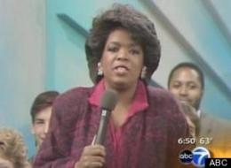 an analysis of the topic of the oprah show Situation analysis on self-help topics, the oprah winfrey show introduced a personal growth by people from the oprah winfrey show and o, the oprah.