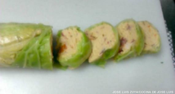 sushi cocido