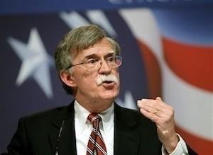 John Bolton Presidential Run