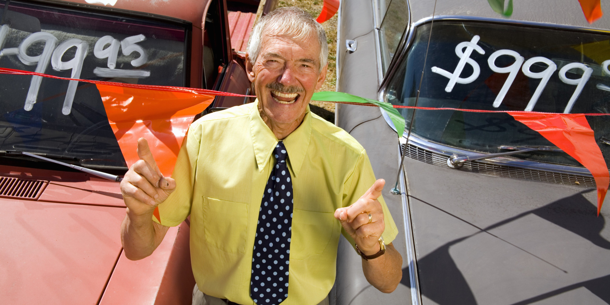 What Are Car Salesmen Really Doing When You Re Left
