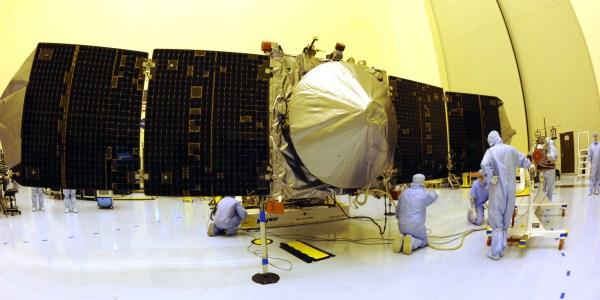NASAs MAVEN Space Probe To Reach Mars On Sunday HuffPost