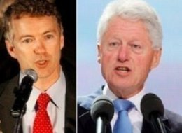 Rand Paul Bill Clinton Lewinsky Attack